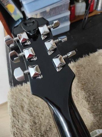 Guitarra Epiphone Les Paul * Usada* Parcelo e dou garantia - Foto 4