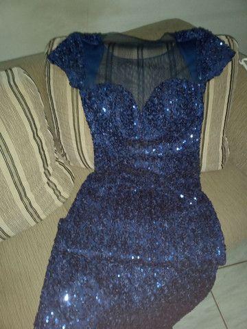 Vende Se Um Vestido Longo Para Festas  - Foto 3