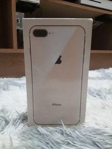 iPhone 8 plus 64gb cor Gold - Foto 5