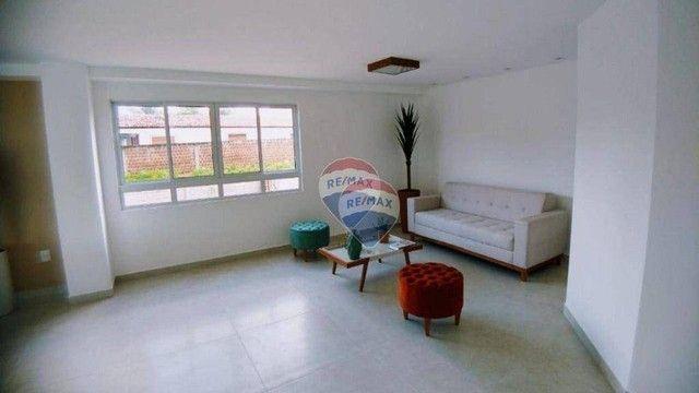 Apartamento com 3 dormitórios à venda, 101 m² por R$ 445.817,00 - Carapibus - Conde/PB - Foto 9