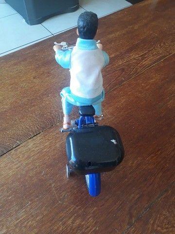 Brinquedo Ciclista.  - Foto 3