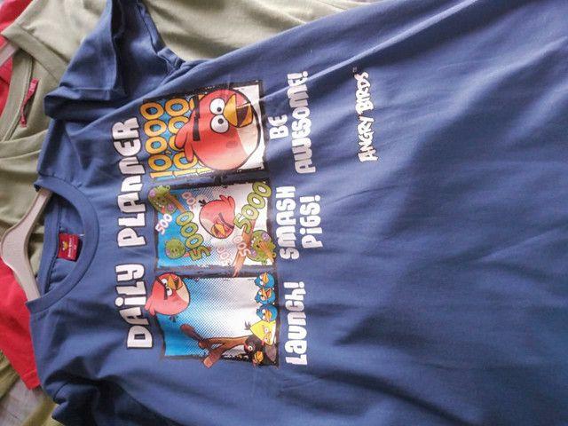 Camisas infantis  - Foto 5