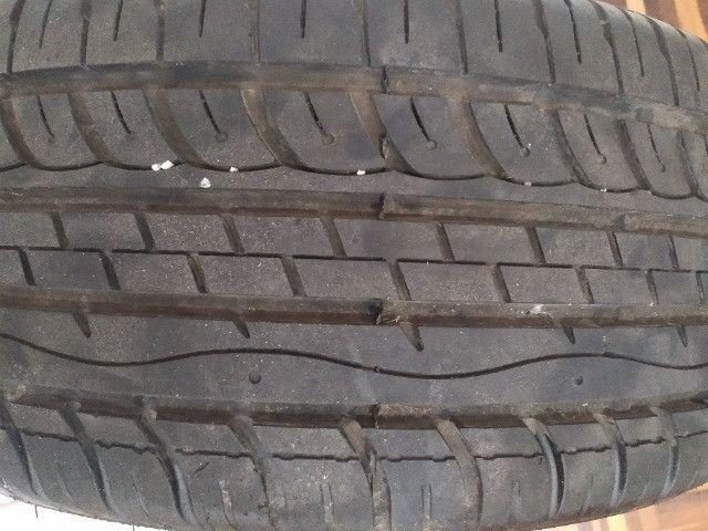 Rodas aro 20 com pneus novos!!! - Foto 9