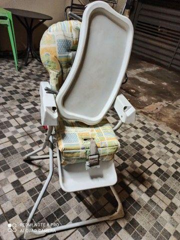 Cadeira de papinha  - Foto 2
