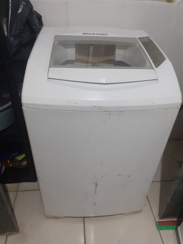 Máquina de lavar Roupa de 8kg Brastemp  - Foto 4