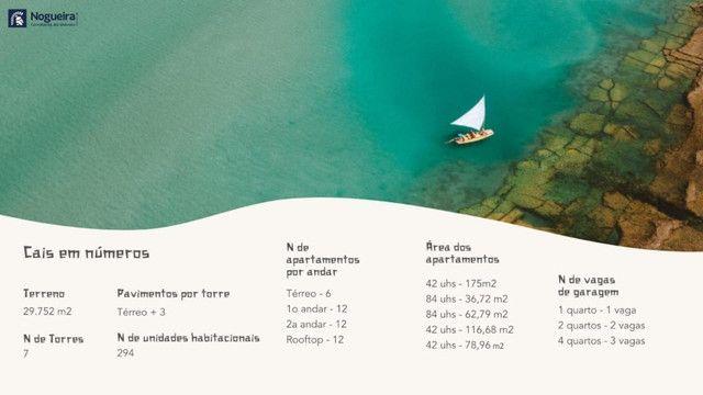 GF- caís eco residência - beira mar de muro alto. - Foto 6