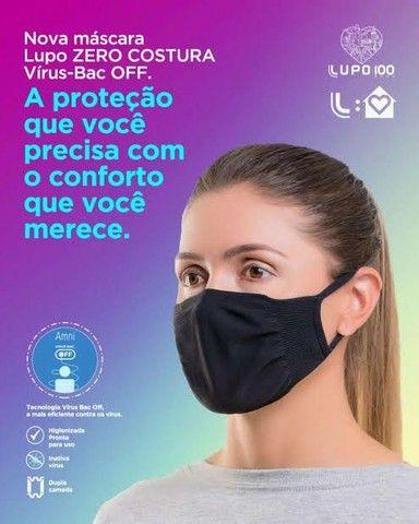Máscaras LUPO !!!  Promoção de mãe. - Foto 4