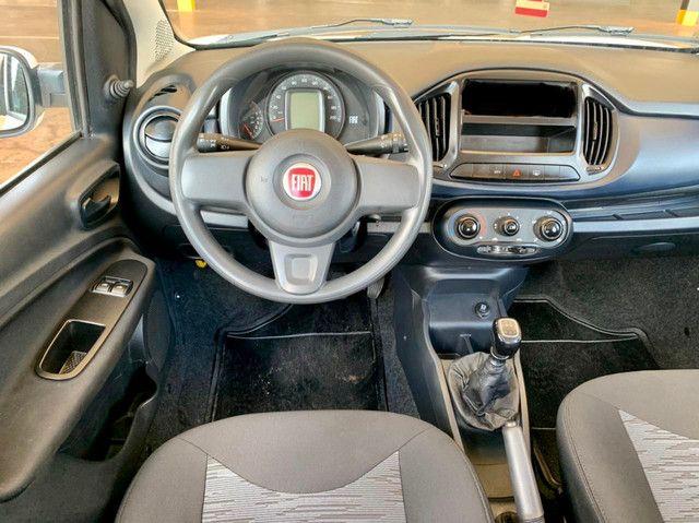 Fiat Uno Attractive 1.0 Flex 2019 60mil km - Foto 5