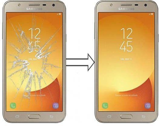 Vidro da Tela para Samsung J7 Neo J701 , Mantenha a Originalidade do seu Estimado Celular!