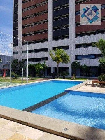 Apartamento com 3 dormitórios à venda, 90 m² por R$ 490.000 - Vila União - Fortaleza/CE - Foto 14