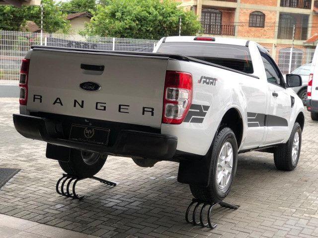 Ford Ranger 2015 CS Flex GNV - Foto 4