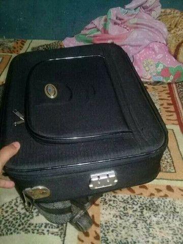 Malas de viagem usadas