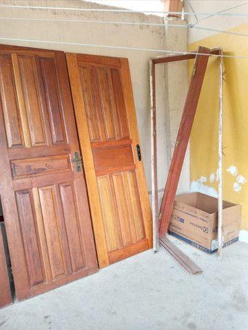 03 Portas de madeira . Usada .01 aduela - Foto 2