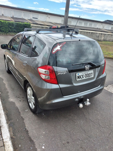 Honda Fit 1.5 2012 Impecavel ar digital - Foto 4
