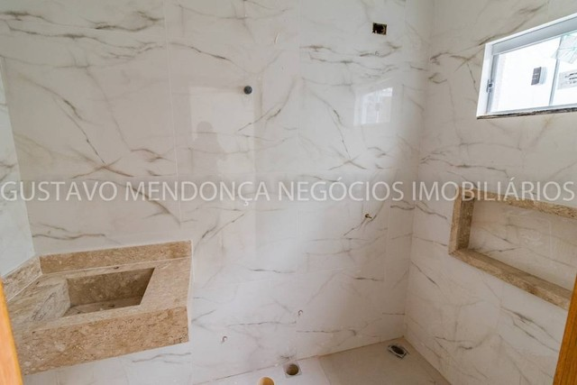 Linda casa nova no bairro Rita Vieira 1 - Alto padrão de acabamento e em excelente localiz - Foto 14