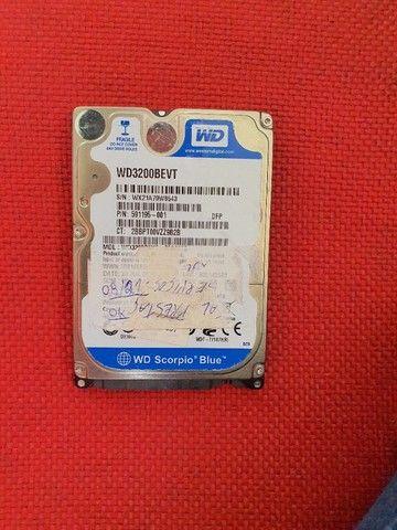 HD 500Gb 320Gb e 240Gb - Foto 4