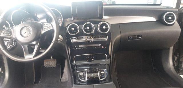Mercedes-Benz C 180 Avantgarde FlexFuel 2018 - Foto 13