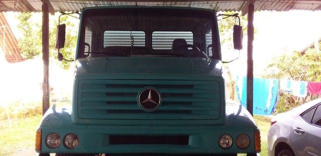 Caminhão MB 1218 - Baú - Ano 2000 - Foto 3