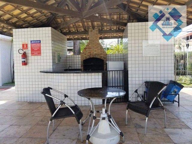 Apartamento com 3 dormitórios à venda, 90 m² por R$ 490.000 - Vila União - Fortaleza/CE - Foto 5