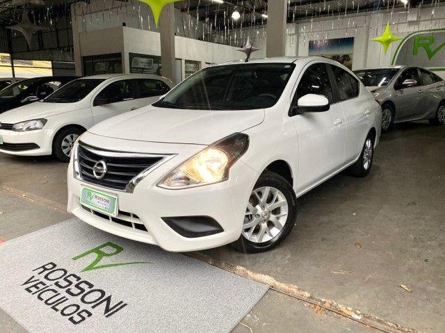 Nissan Versa sv 1.6 flex cvt automatico