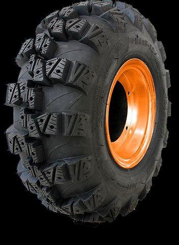 Jogo de pneus para Quadriciclo HONDA FOURTRAX - Foto 4