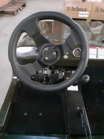Mini Jipe à Gasolina 125cc - Novo - Foto 2