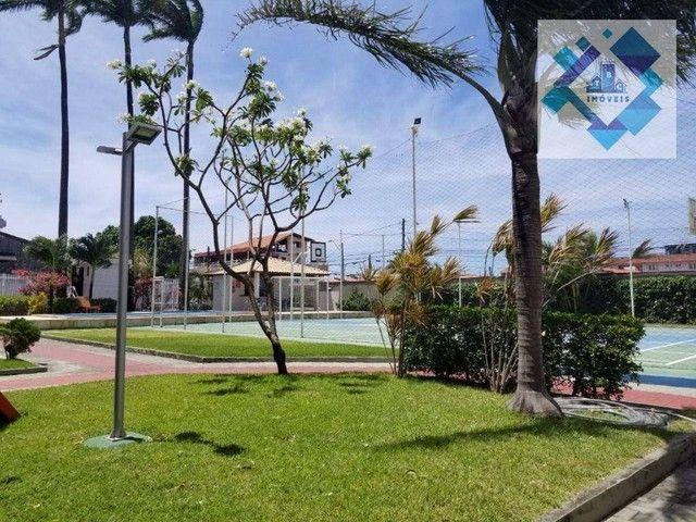 Apartamento com 3 dormitórios à venda, 90 m² por R$ 490.000 - Vila União - Fortaleza/CE - Foto 18