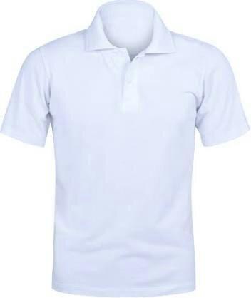 Camisa Polo Lisa para Personalização com Estampas ou Bordados
