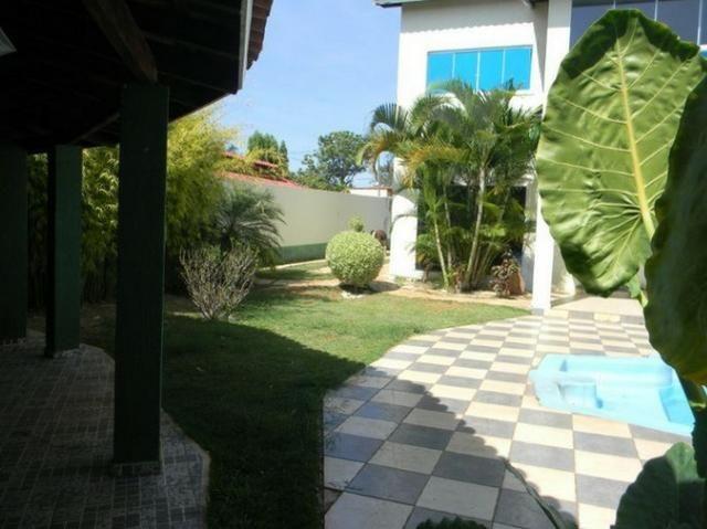 Samuel Pereira oferece: Casa 4 Quartos 2 Suites Sobradinho Piscina Churrasqueira Sauna
