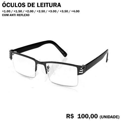 e433c3468 Óculos de Leitura para Perto com Grau (80,00 - 100,00) - Livros e ...