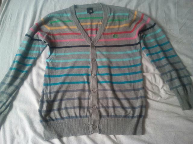 Camisa de frio