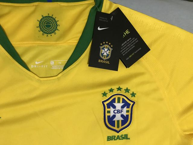 Camisa do Brasil Original