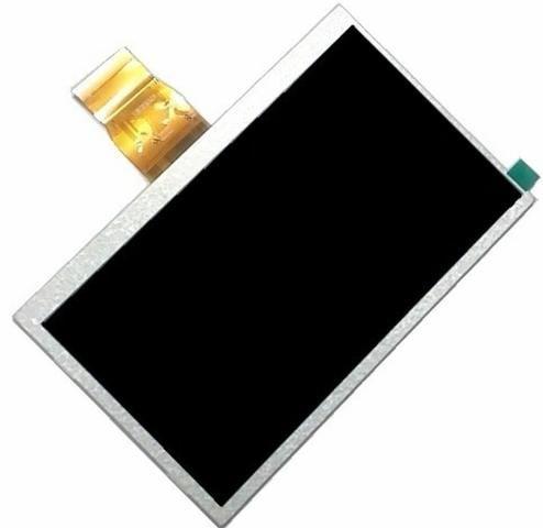 Tela Display Tablet 7 polegadas, original usada , sem arranhões