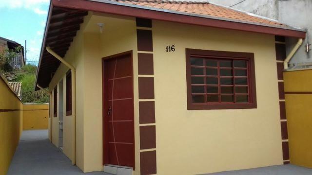 Casa 2 Dorms - Jd Santa Luzia/Putim Ac Financiamento