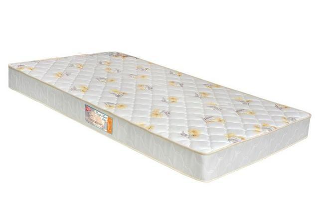 Colchão de solteiro espuma D-28 Sleep Castor 88x188x18