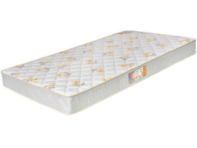 Colchão de solteiro espuma D-28 Sleep Castor 88x188x18 - Foto 2
