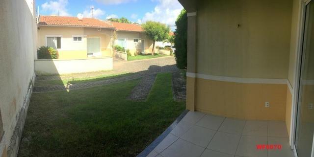 CA0964 Green Village, casa plana em condomínio, 2 suítes, 2 vagas, piscina, Lagoa Redonda - Foto 12