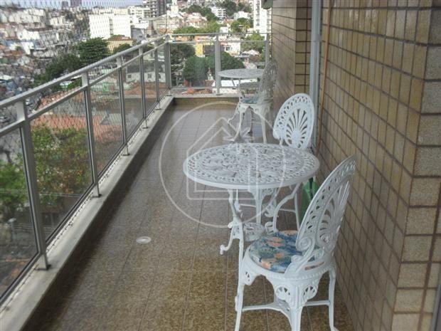Apartamento à venda com 3 dormitórios em Engenho de dentro, Rio de janeiro cod:834028 - Foto 4