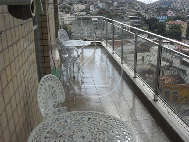 Apartamento à venda com 3 dormitórios em Engenho de dentro, Rio de janeiro cod:834028 - Foto 5