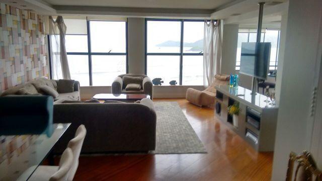 TF103979 Apartamento Temporada e anual, frente mar, 5 quartos