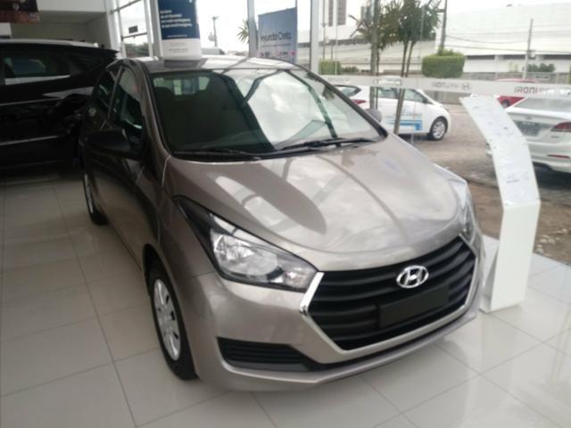 HB20 2018 Zero Km - Hyundai Caoa Campina Grande
