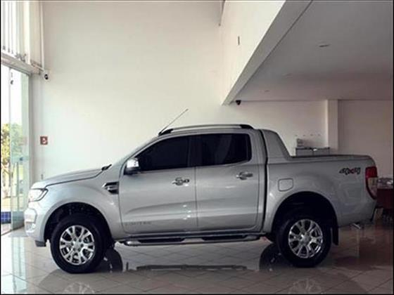 Ford Ranger Limited 3.2 20V 4x4 CD Aut. Diesel
