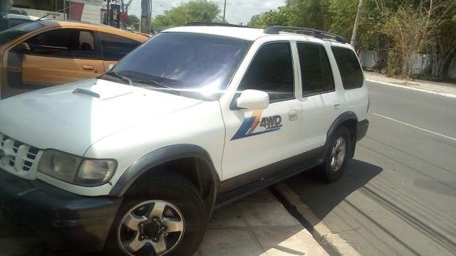 Vendo Sportage COMPLETA 86 99911 3172