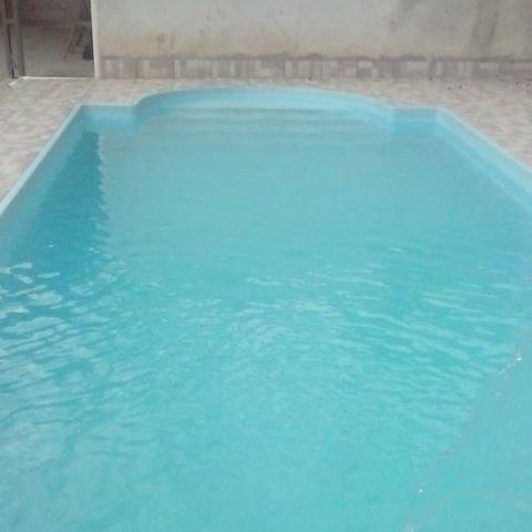 Piscina de fibra com garantia direto da fabrica for Fabrica piscinas de fibra