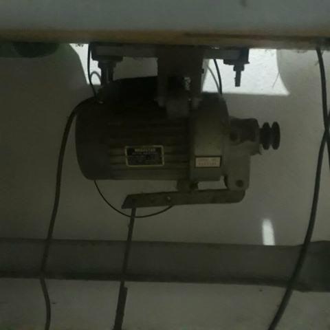 Motor de maquina