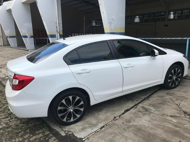 Honda/Civic Sedan LXR 2.0