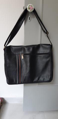 fa525cbf5 Bolsa carteira de couro bagaggio. não aceito oferta - Bolsas, malas ...