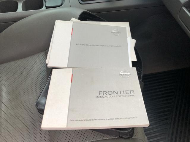 Frontier le automática top de linha 2010/2010 - Foto 12