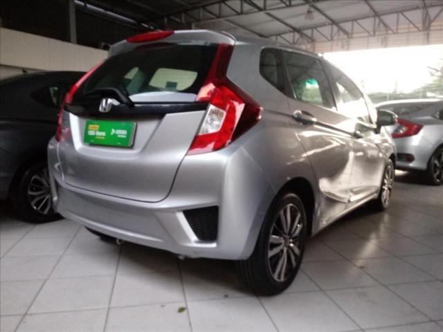 HONDA FIT 1.5 EXL 16V FLEX 4P AUTOMÁTICO - Foto 3