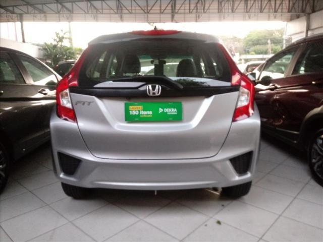HONDA FIT 1.5 EXL 16V FLEX 4P AUTOMÁTICO - Foto 4